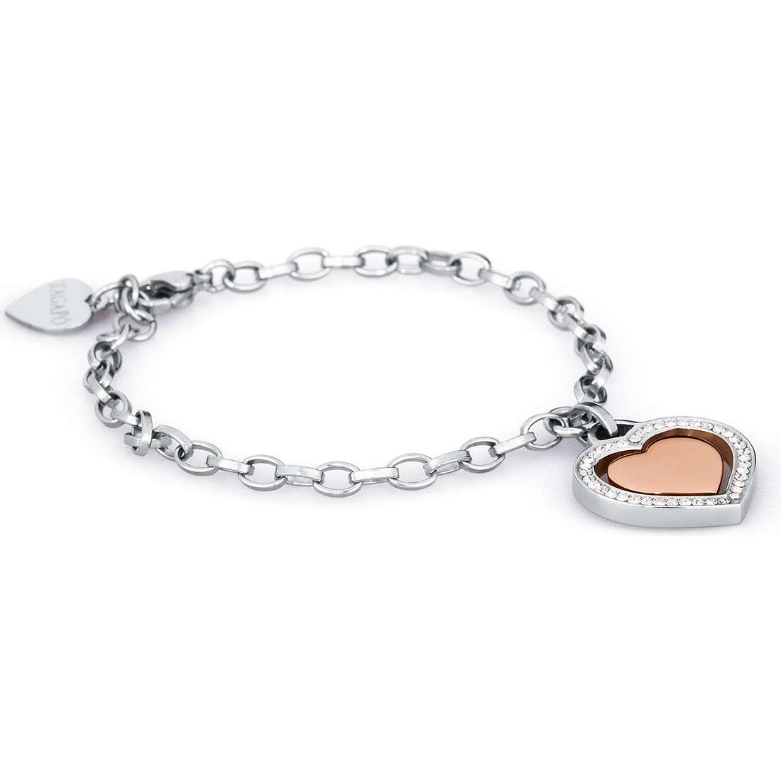 bracelet femme bijoux Sagapò Carillon SCN11
