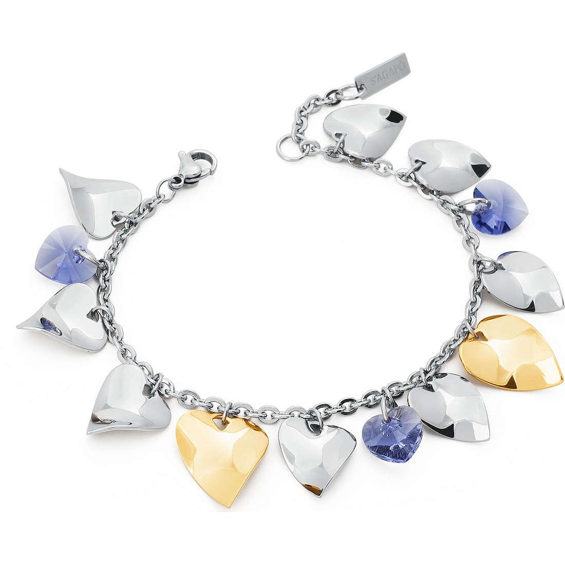 bracelet femme bijoux Sagapò Drops SPS11