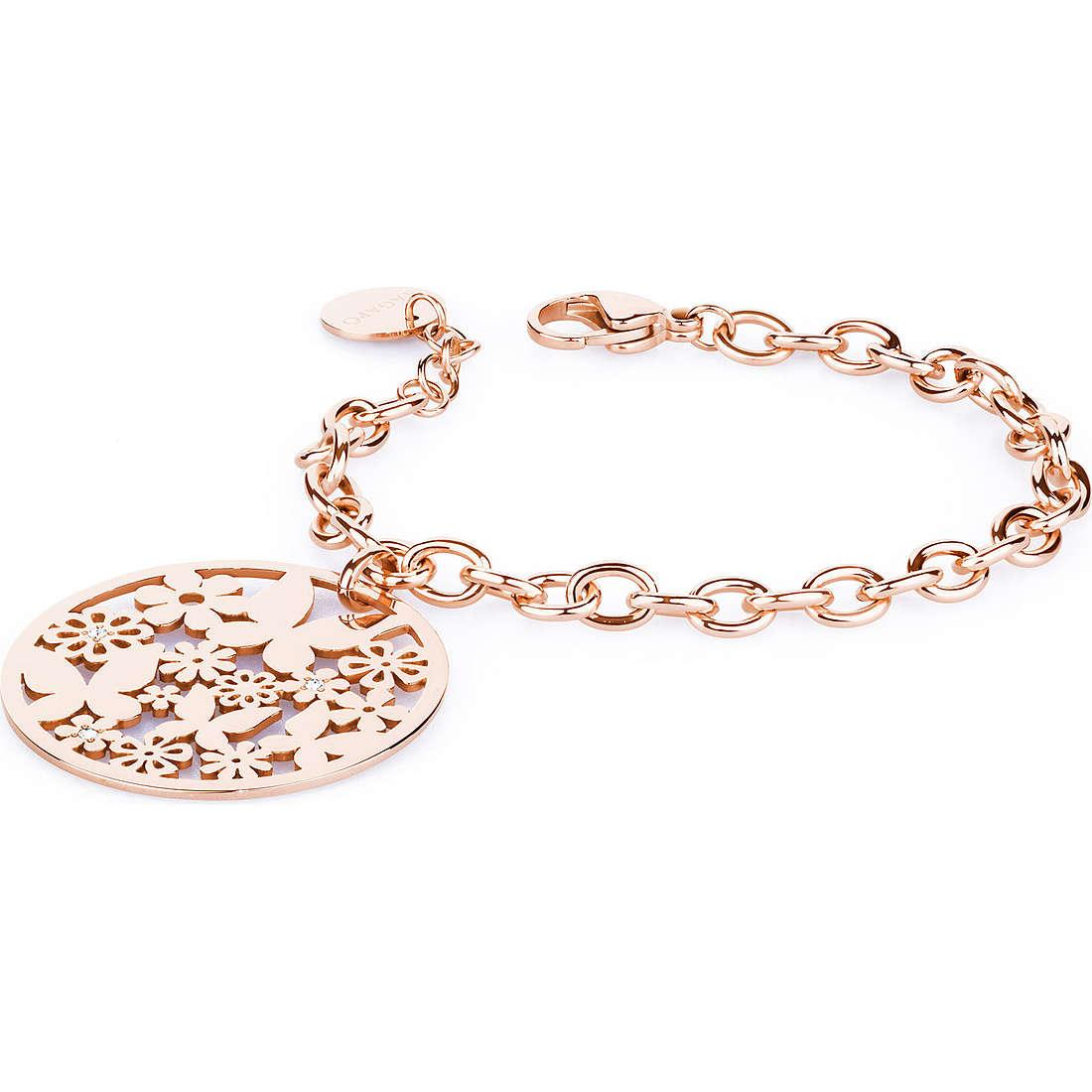bracelet femme bijoux Sagapò Flower SFL13