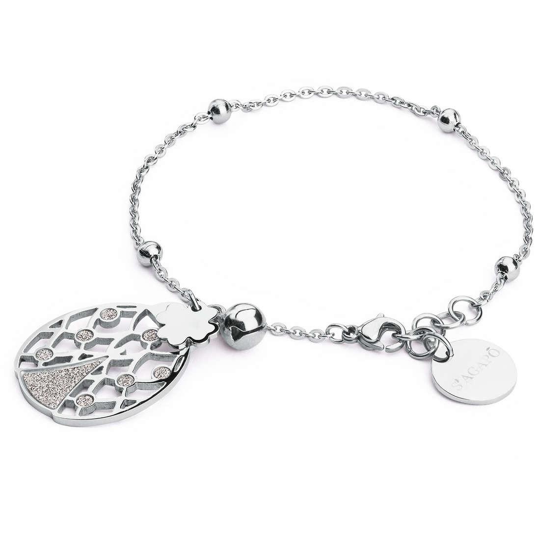 bracelet femme bijoux Sagapò Gaia SAGAPOSGA12