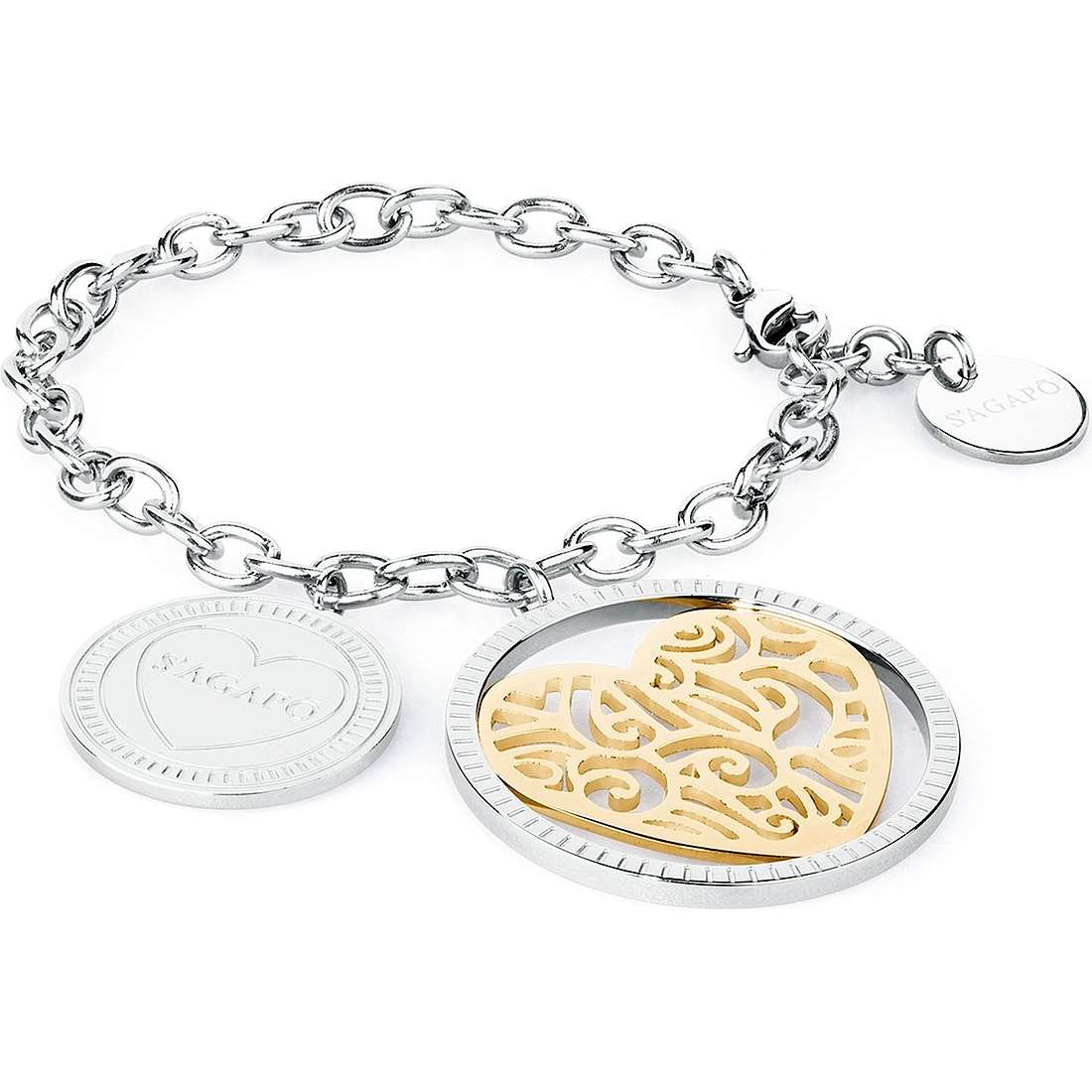 bracelet femme bijoux Sagapò Graffiti SGF11