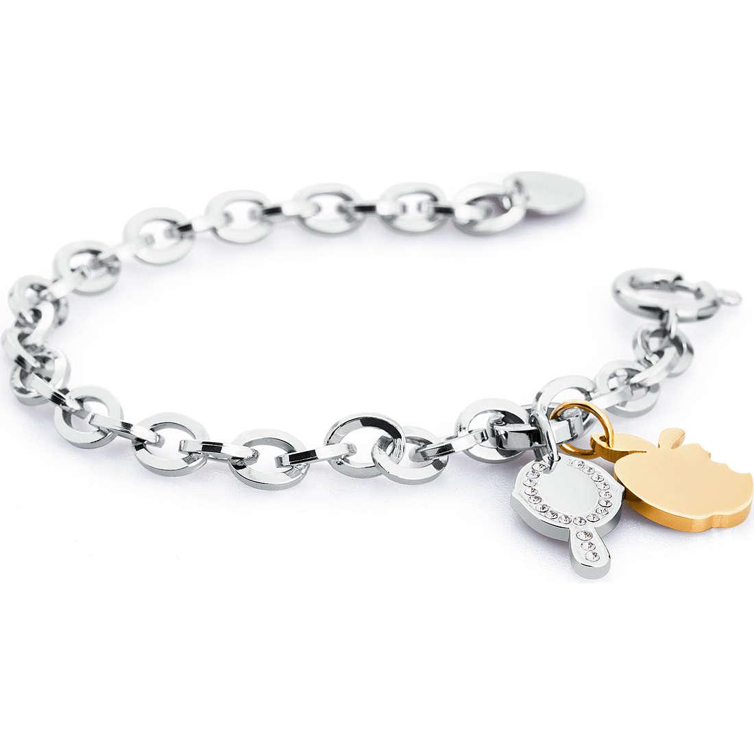 bracelet femme bijoux Sagapò Honey SHN22