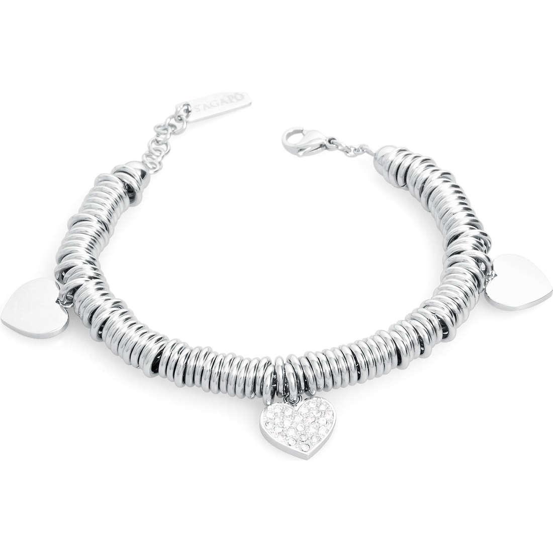 bracelet femme bijoux Sagapò Hula Hoop SHO12