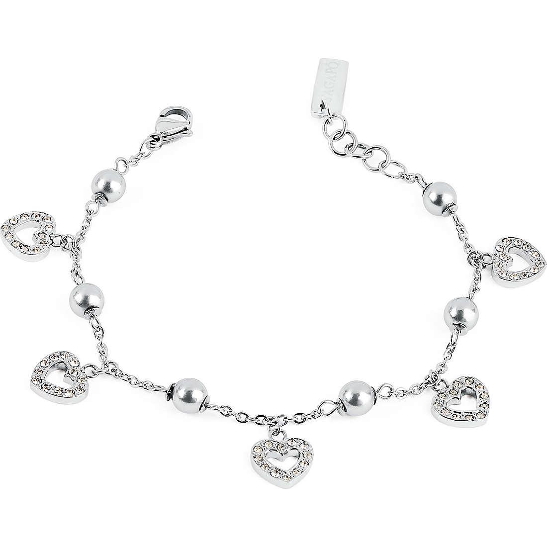 bracelet femme bijoux Sagapò Love day SLD11