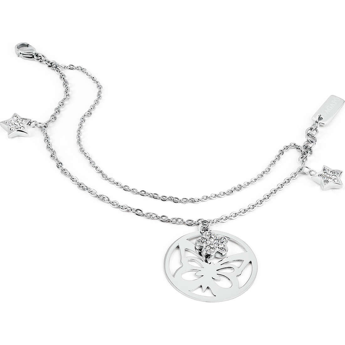 bracelet femme bijoux Sagapò Lucky Hoop SLH11