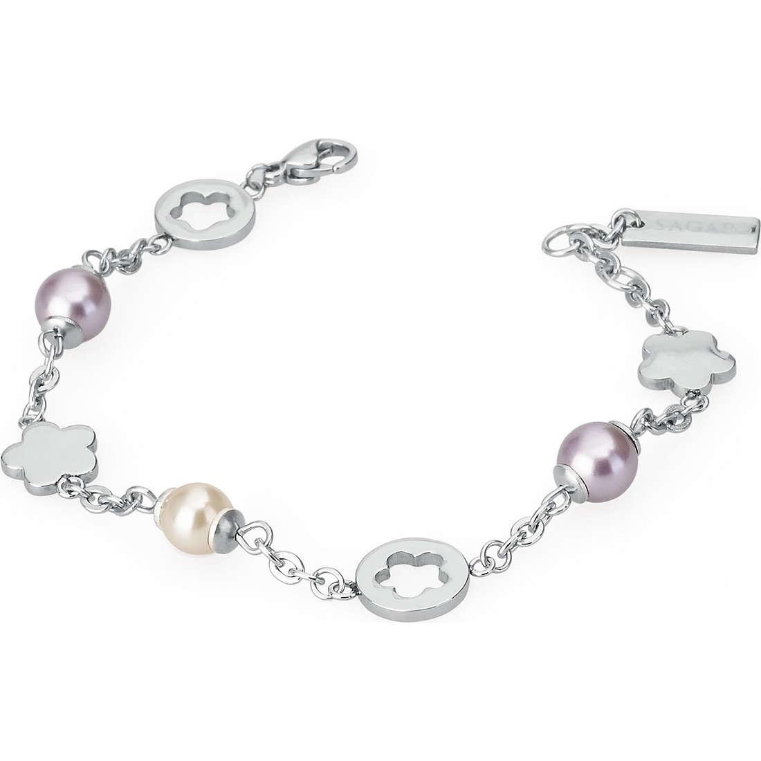 bracelet femme bijoux Sagapò Montmartre SMM03