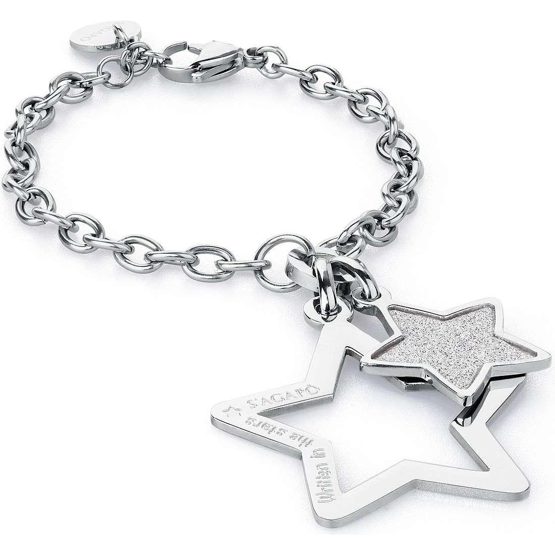 bracelet femme bijoux Sagapò Moonlight SML12