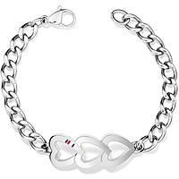 bracelet femme bijoux Tommy Hilfiger Fine Core THJ2700902