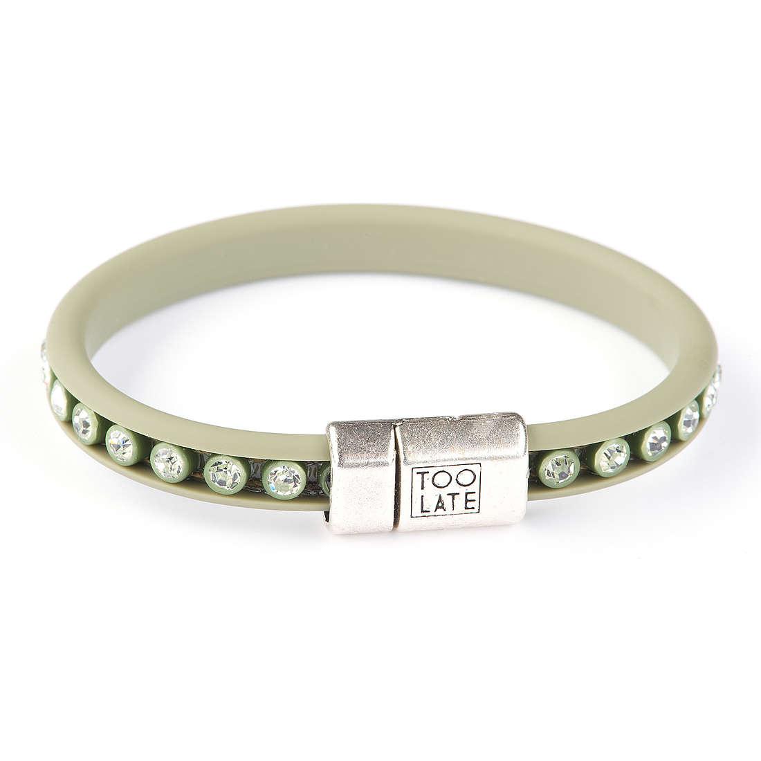 bracelet femme bijoux Too late 8052745222249