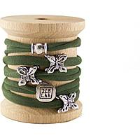 bracelet femme bijoux Too late Lycra 10011