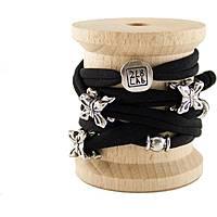 bracelet femme bijoux Too late Lycra 1001