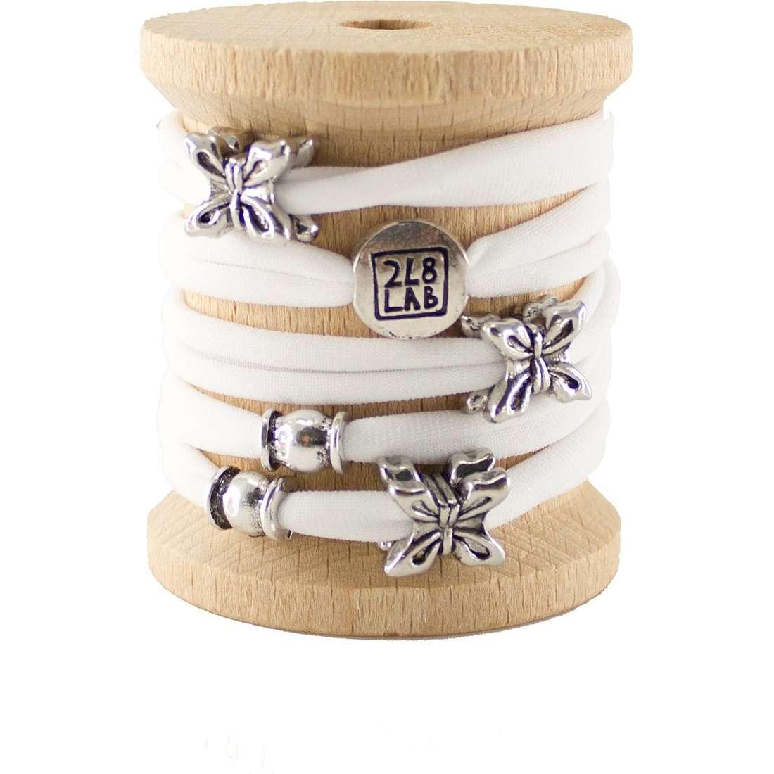 bracelet femme bijoux Too late Lycra 1002