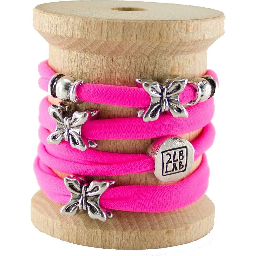 bracelet femme bijoux Too late Lycra 1003
