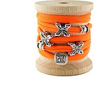 bracelet femme bijoux Too late Lycra 1004