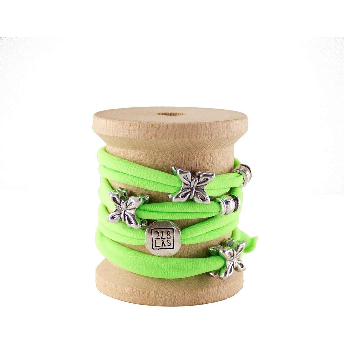 bracelet femme bijoux Too late Lycra 1005