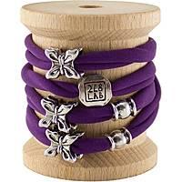 bracelet femme bijoux Too late Lycra 1009