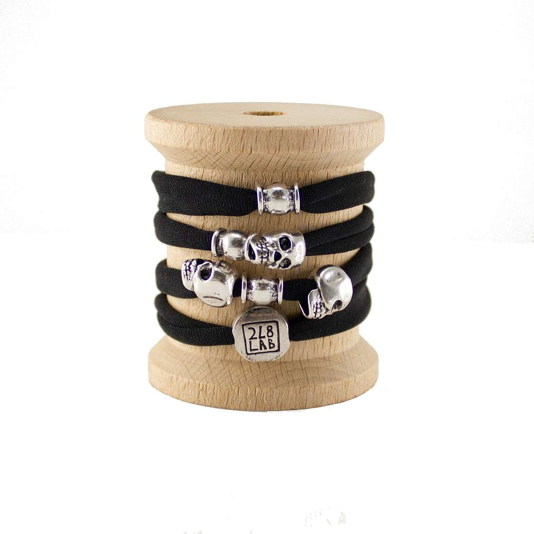 bracelet femme bijoux Too late Lycra 2001