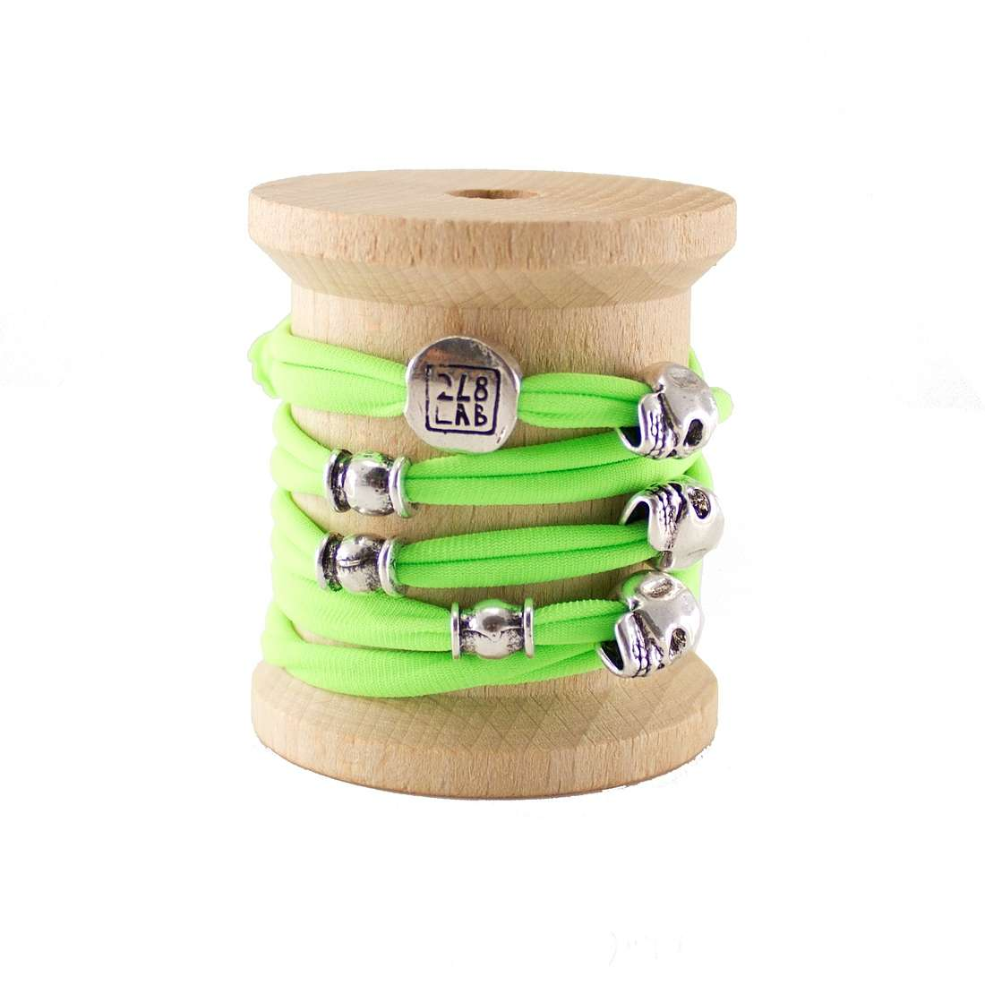 bracelet femme bijoux Too late Lycra 2005