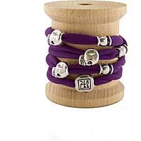 bracelet femme bijoux Too late Lycra 2009
