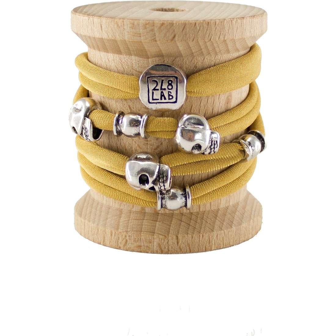 bracelet femme bijoux Too late Lycra 2010