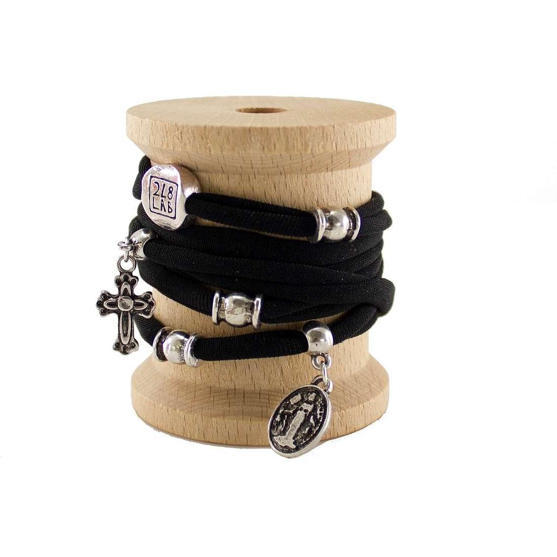 bracelet femme bijoux Too late Lycra 3001