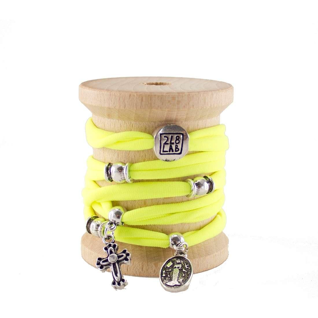 bracelet femme bijoux Too late Lycra 3006