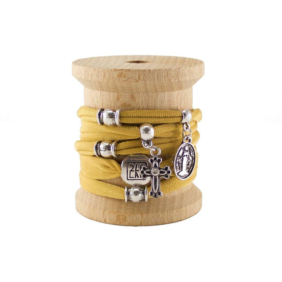 bracelet femme bijoux Too late Lycra 3010
