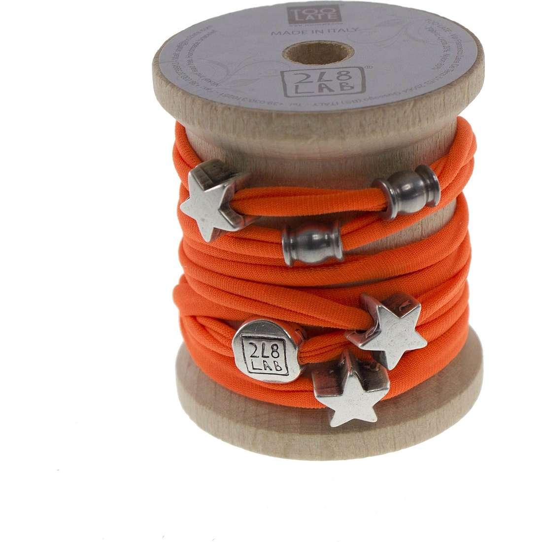 bracelet femme bijoux Too late Lycra 8421
