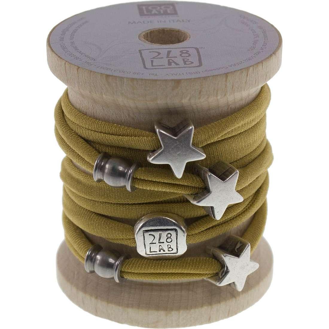 bracelet femme bijoux Too late Lycra 8469