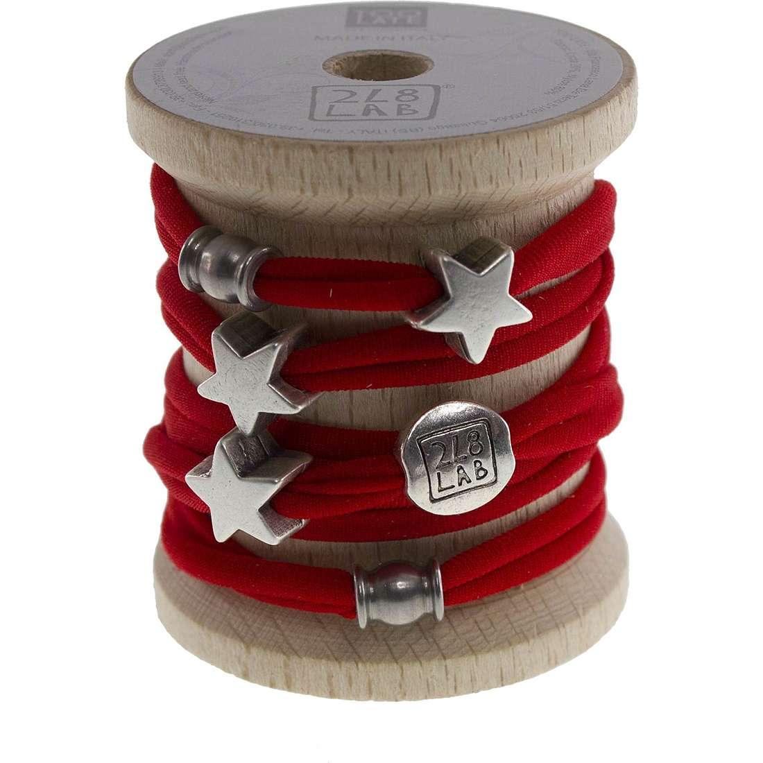 bracelet femme bijoux Too late Lycra 8483