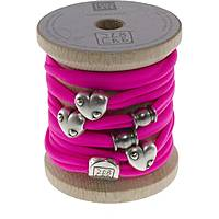 bracelet femme bijoux Too late Lycra 8551