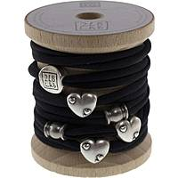 bracelet femme bijoux Too late Lycra 8575