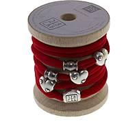 bracelet femme bijoux Too late Lycra 8605
