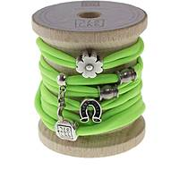 bracelet femme bijoux Too late Lycra 8643