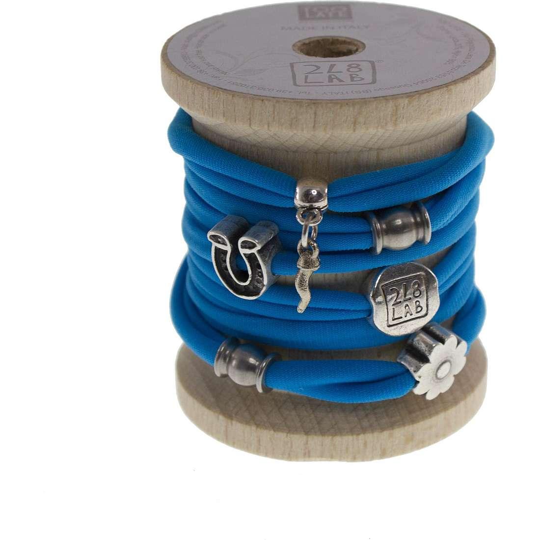 bracelet femme bijoux Too late Lycra 8650