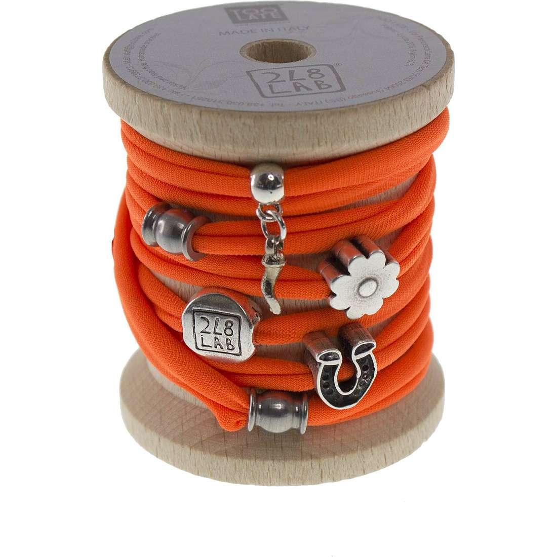 bracelet femme bijoux Too late Lycra 8667
