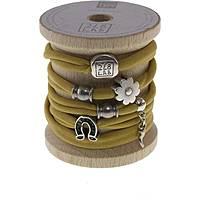 bracelet femme bijoux Too late Lycra 8704