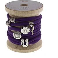 bracelet femme bijoux Too late Lycra 8742