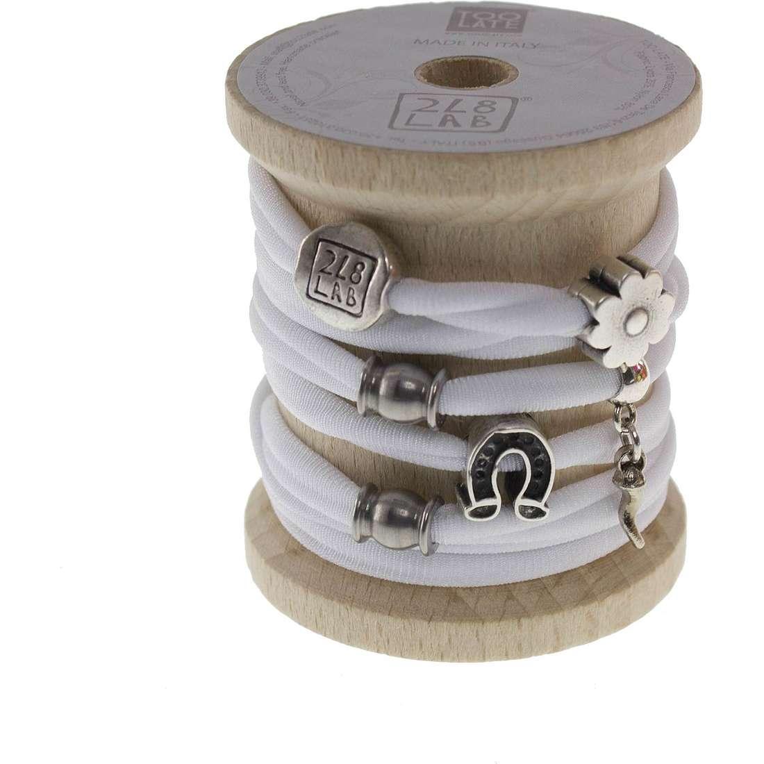 bracelet femme bijoux Too late Lycra 8759