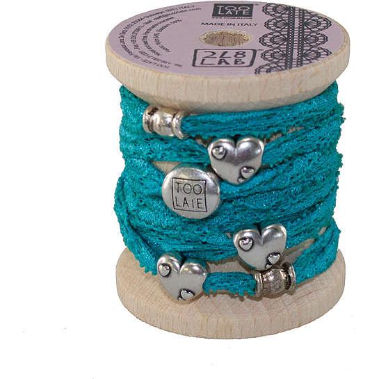 bracelet femme bijoux Too late Lycra S49510