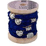 bracelet femme bijoux Too late Lycra S49534