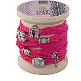 bracelet femme bijoux Too late Lycra S49558