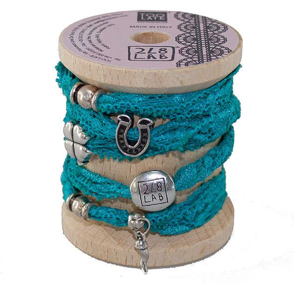 bracelet femme bijoux Too late Lycra S49572