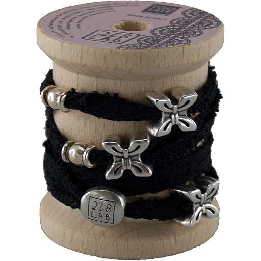 bracelet femme bijoux Too late Lycra S49602