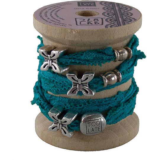 bracelet femme bijoux Too late Lycra S49633