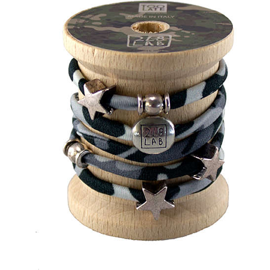 bracelet femme bijoux Too late Lycra S49725
