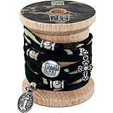 bracelet femme bijoux Too late Lycra S49817