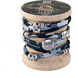 bracelet femme bijoux Too late Lycra S49848