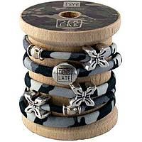 bracelet femme bijoux Too late Lycra S49886