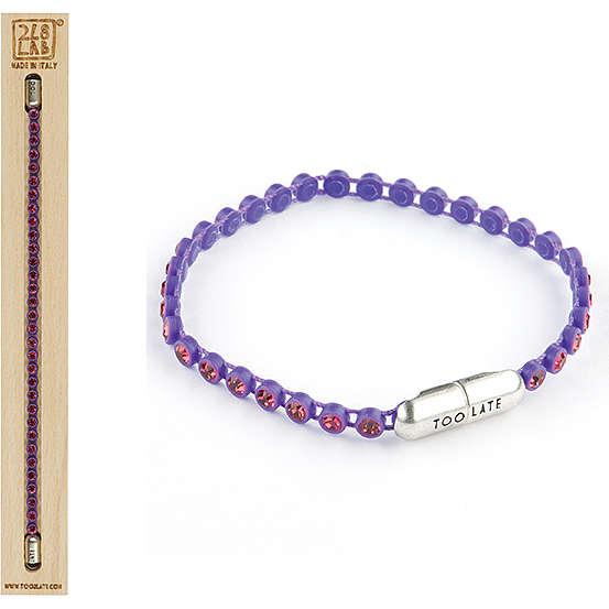 bracelet femme bijoux Too late Pingpong Colors 8052745220887